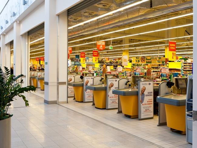 Carrefour Nowy Sącz