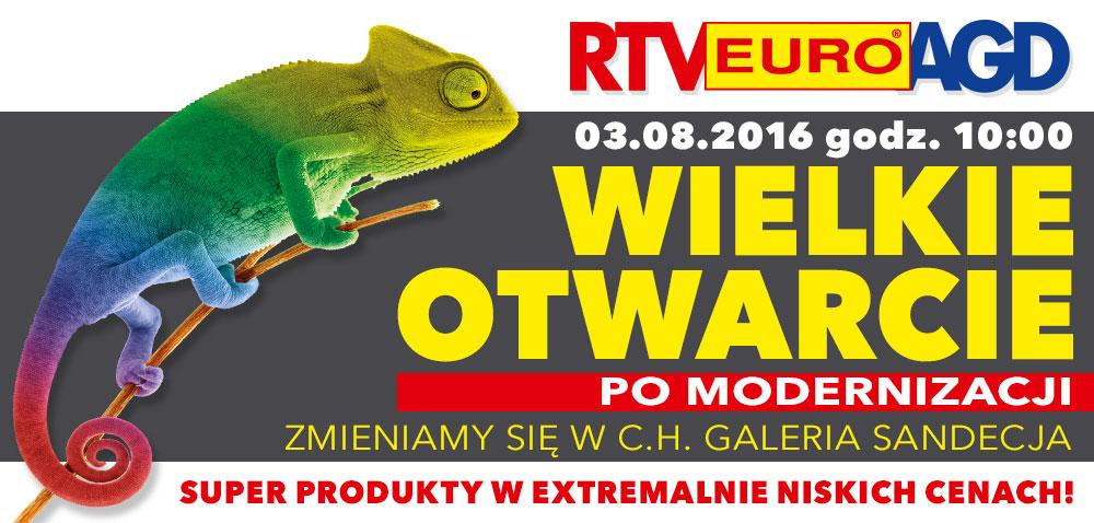 RTVEuroAGD Nowy Sącz