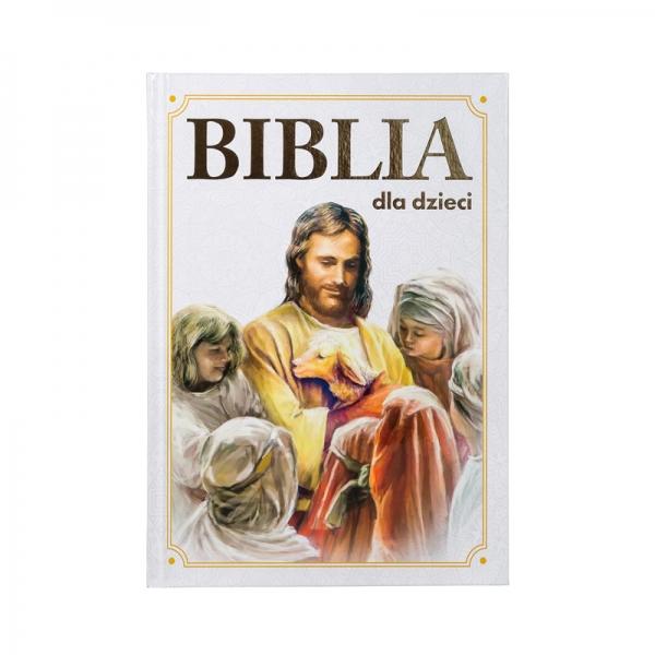 Książnica Polska: biblia dla dzieci - 17 pln
