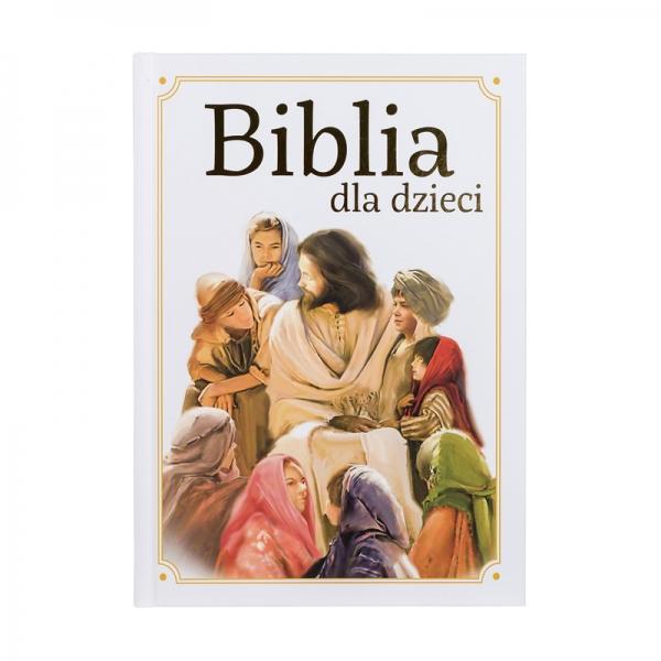 Książnica Polska: biblia dla dzieci - 25 pln