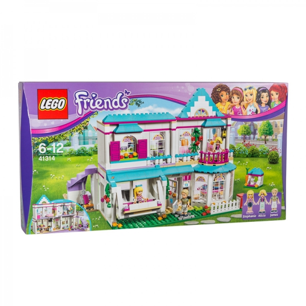 Mały Robinson: Lego Friends - 299,90 pln